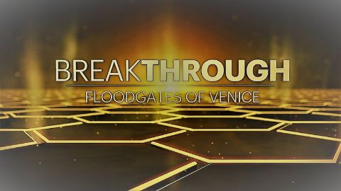 Floodgates of Venice