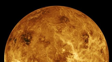 Venus: The Hell Planet