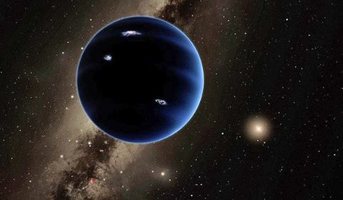 Planet 9: The Lost World