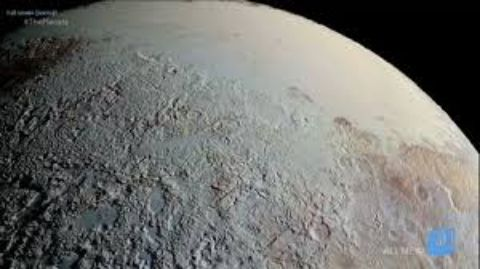 Pluto: The Secret Science