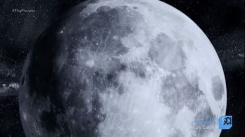 The Moon: Earth's Guardian Angel