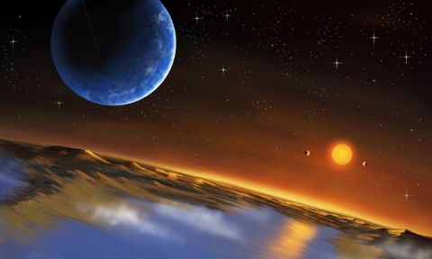 Alien Oceans: Search for Life