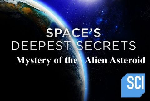 Mystery of the Alien Asteroid