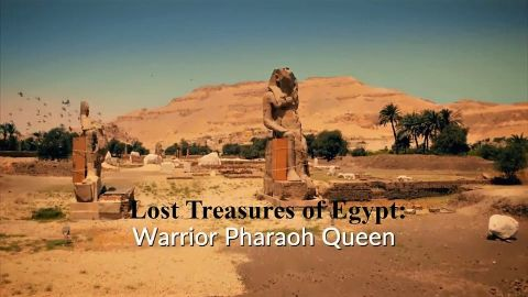 Warrior Pharaoh Queen