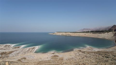 Saving the Dead Sea