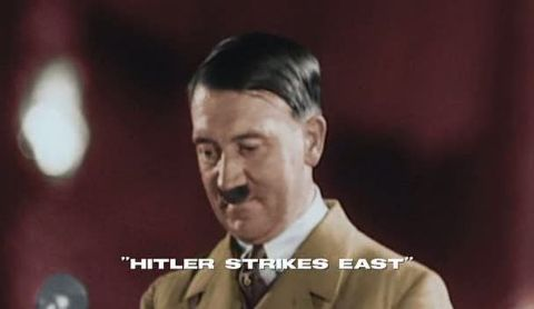 Hitler Strikes East