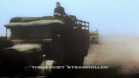 The Soviet Streamroller