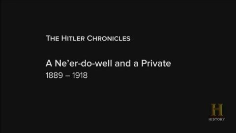 A Ne'er-do-well and a Private