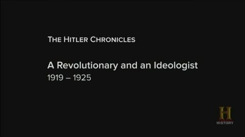 A Revolutionary and an Ideologist