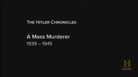 A Mass Murderer