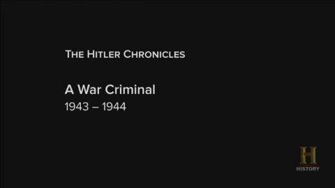 A War Criminal