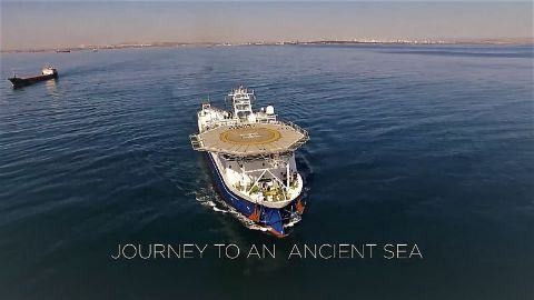 Journey to an Ancient Sea