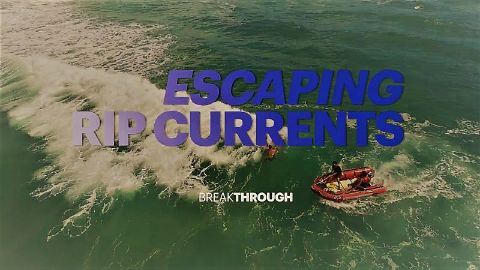 Escaping Rip Currents