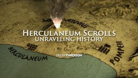 Herculaneum Scrolls Unraveling History