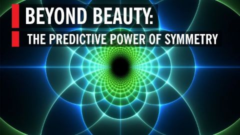 Beyond Beauty the Predictive Power of Symmetry
