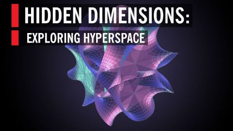 Hidden Dimensions Exploring Hyperspace