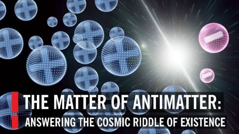 The Matter of Antimatter Answering the Cosmic Riddle of Existence