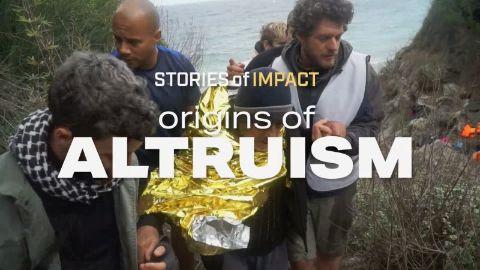 Origins of Altruism