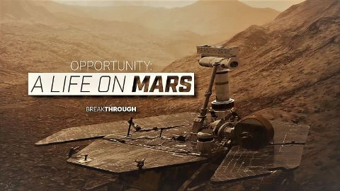Breakthrough: Opportunity a Life on Mars