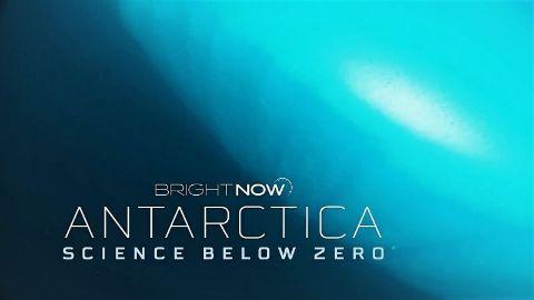 Antarctica Science Below Zero