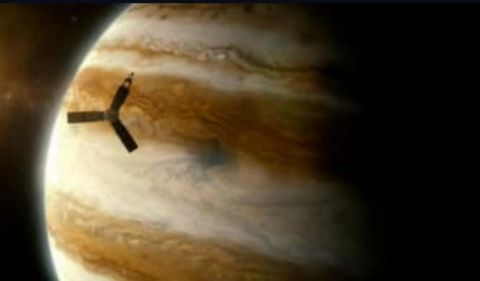 When NASA Met Jupiter