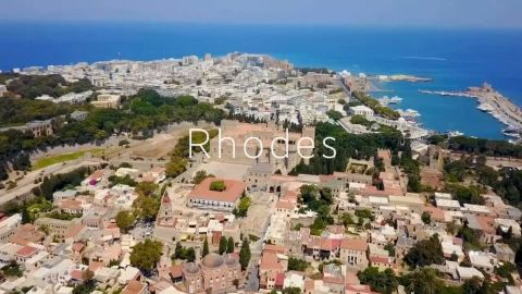 Rhodes and Symi