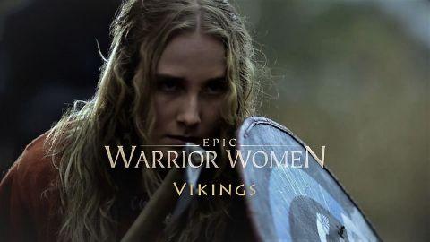 Epic Warrior Women: Vikings