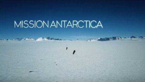Mission Antarctica: Climbing Mount Spectre