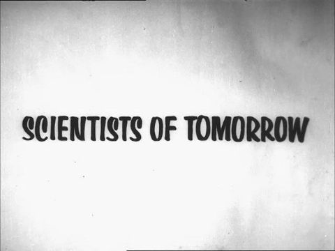 Scientists of Tomorrow