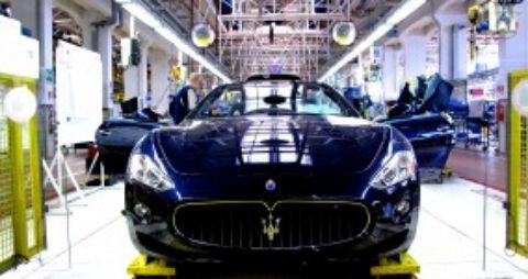 Maserati Mega Plant