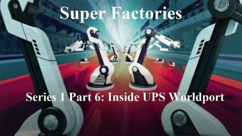 Inside UPS Worldport