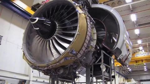Rolls Royce Super Engine