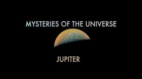 Jupiter's Alien Secrets