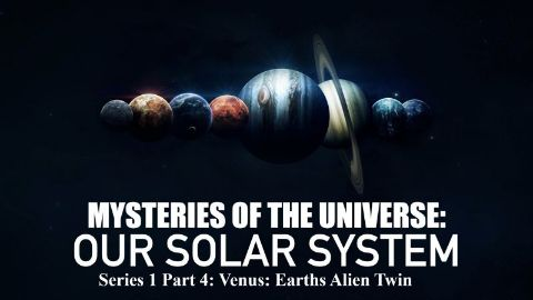 Venus: Earths Alien Twin