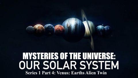 Venus: Earths Alien Twin