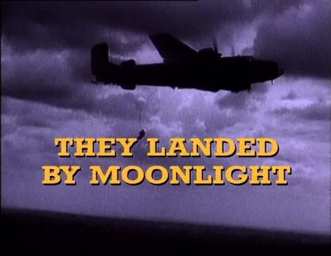 They Landed by Moonlight