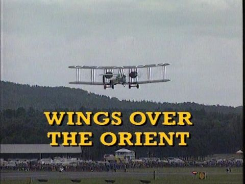 Wings over the Orient