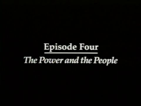 The Power and the People (1898-1918)