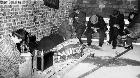 New Years Eve 1945