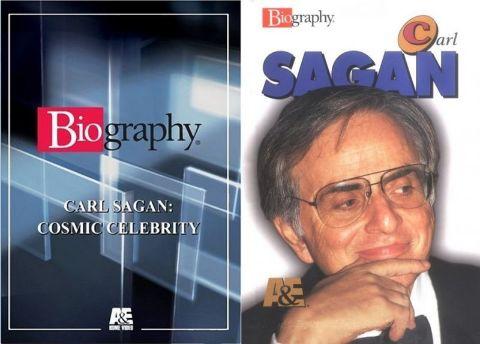 Carl Sagan: A Cosmic Celebrity