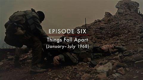 Things Fall Apart (January-July 1968)