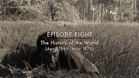 The History of the World (April 1969-May 1970)