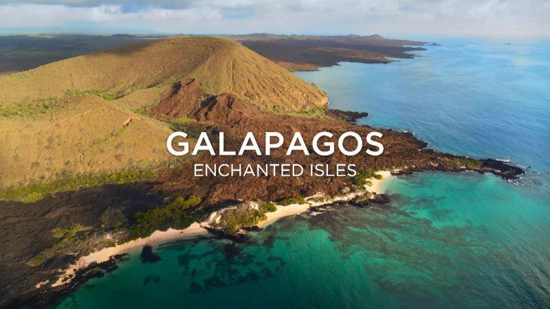 Galapagos Enchanted Isles