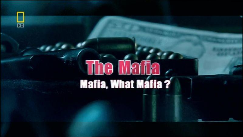Mafia, What Mafia?