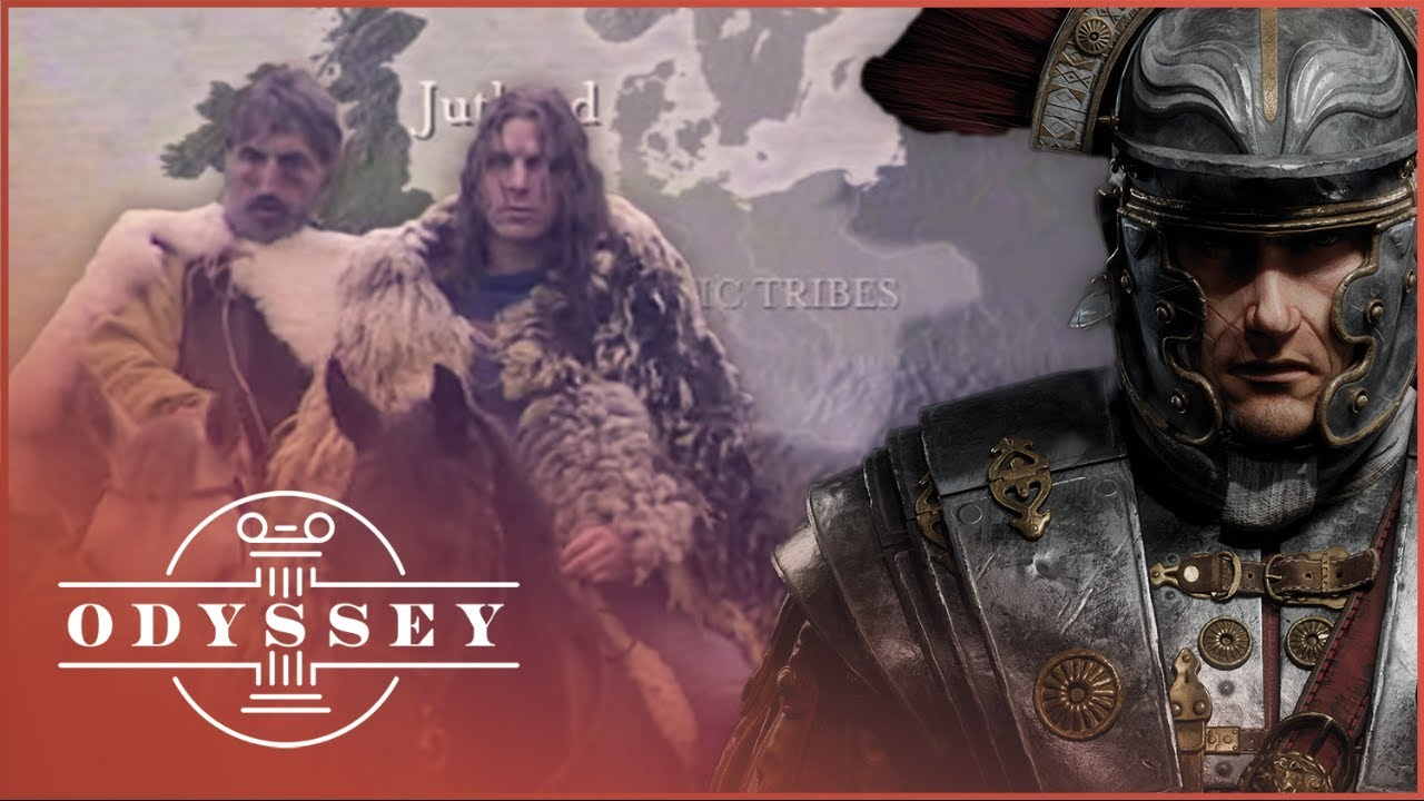 The Ancient Tribes Of Europe That Rebelled Against Rome   Storm Over Europe