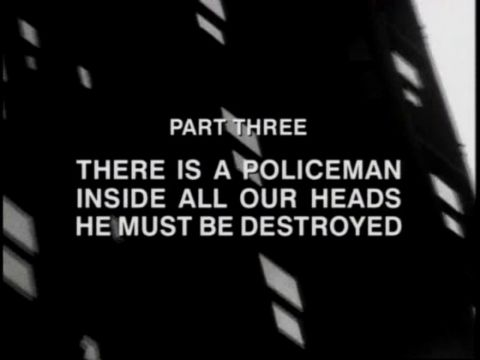 Policeman Inside All Our Heads