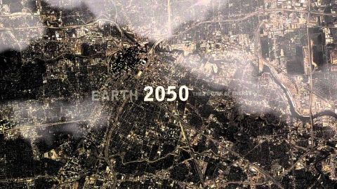Earth 2050 - The Future of Energy