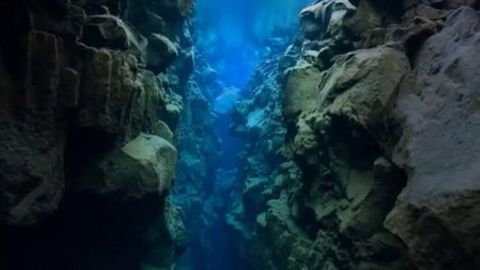 Mountains of the Deep