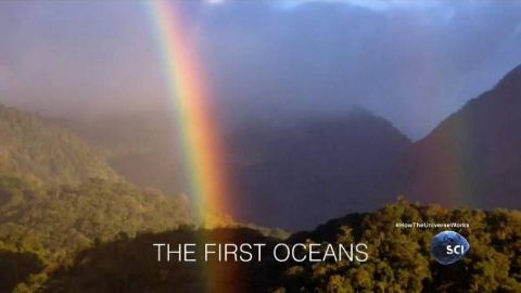 The First Oceans