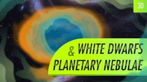 White Dwarfs & Planetary Nebulae